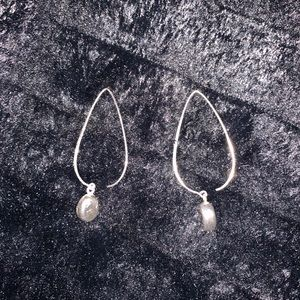 Pre-Owned Silpada Wire Drop Earrings